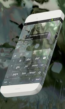 Rocky mountain Keypad Skin apk screenshot