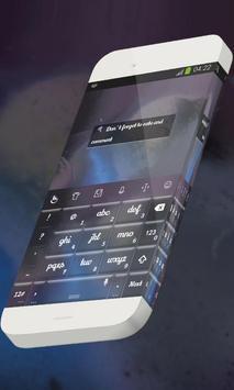 Stars song Keypad Skin apk screenshot