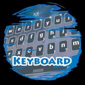 Stormy night Keypad Skin icon