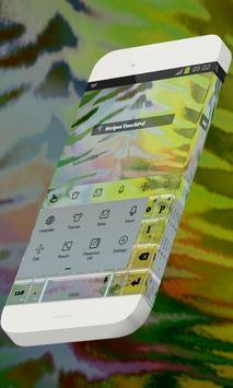 Stripes Keypad Skin apk screenshot