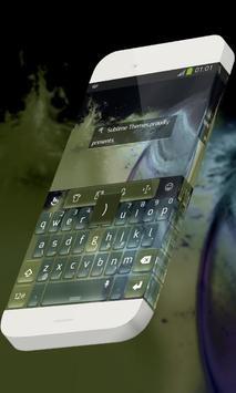 Sand castles Keypad Skin screenshot 4