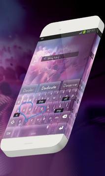 Peixe brilhante Keypad Pele imagem de tela 2