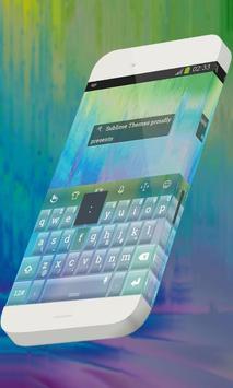 Silent sky Keypad Skin screenshot 4