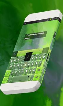 Small chalet Keypad Skin poster