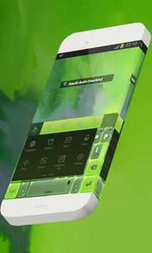 Small chalet Keypad Skin apk screenshot