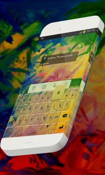 Small creatures Keypad Skin poster