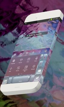 To the top Keypad Skin apk screenshot