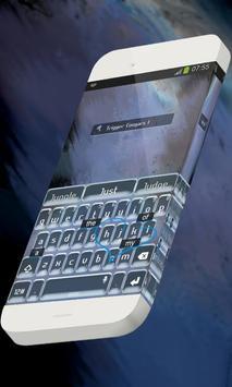 Trigger Cougars Keypad Skin apk screenshot