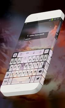 Universe portal Keypad Skin poster