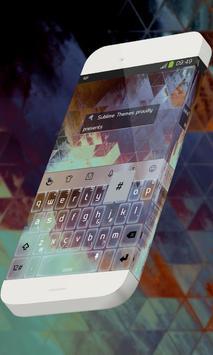 Urban mirrors Keypad Skin apk screenshot