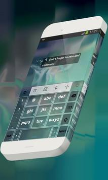 Vulnerable petals Keypad Skin screenshot 3