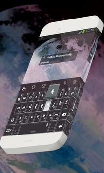 Vibrating core Keypad Skin apk screenshot