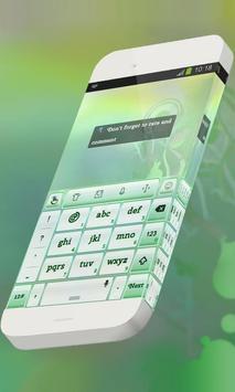 Vine corset Keypad Skin apk screenshot