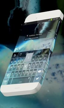 Visions of earth Keypad Skin poster