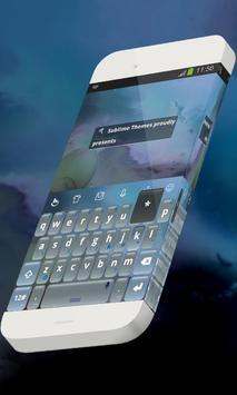 Washed shore Keypad Skin screenshot 4