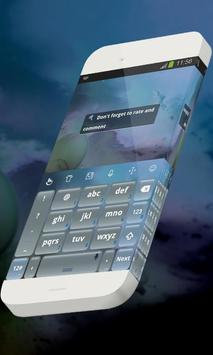 Washed shore Keypad Skin screenshot 3
