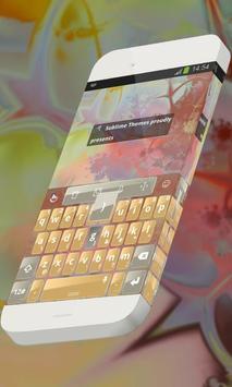 Wonder Fruit Keypad Skin poster
