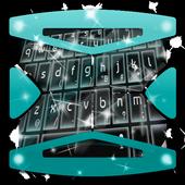 Black Blocks Keyboard icon