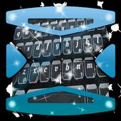 Black Canvas Keyboard Theme icon