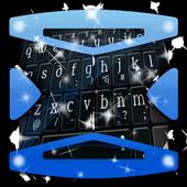 Black Chrome Keyboard Theme icon