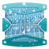 Blue Must Have Keyboard Theme icon