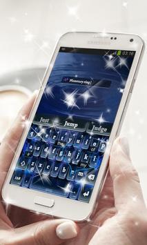 Colision Keyboard Theme screenshot 2