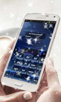 Colision Keyboard Theme screenshot 3
