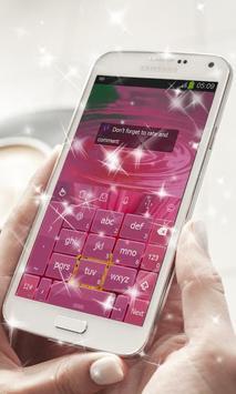 Delicate Petals Keyboard Theme screenshot 3
