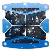 Distant Earth Keyboard Theme icon