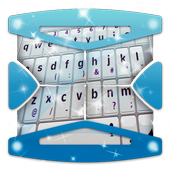 Eel Diamonds Keyboard Theme icon