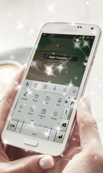 Eggar Keyboard Theme apk screenshot