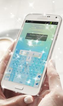 Fruity ice Keyboard Theme apk screenshot