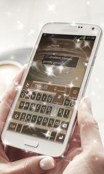 Game Puffin Keyboard Theme apk screenshot