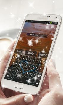 Golden Reflctions Keyboard apk screenshot
