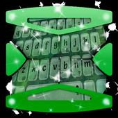 Green Water Keyboard Theme icon