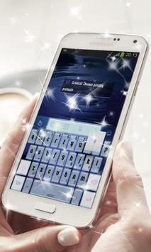 Purple star cluster Keyboard screenshot 8
