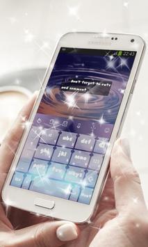 Sweet dreams Keyboard Theme apk screenshot
