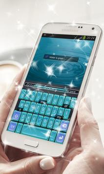 Sea creatures Keyboard Theme apk screenshot