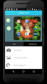 Easy Touch OS 10 for Android 7 apk screenshot