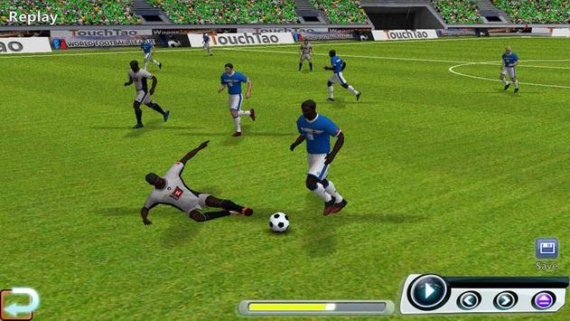 World Soccer League screenshot 1