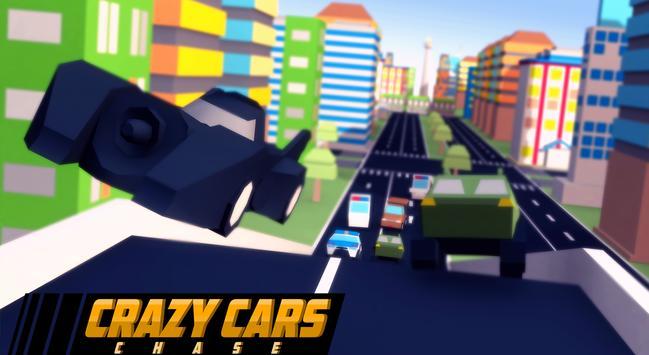 Crazy Cars Chase screenshot 15