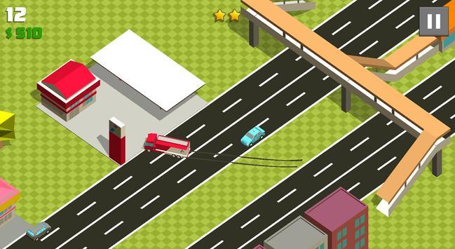 Crazy Cars Chase screenshot 19