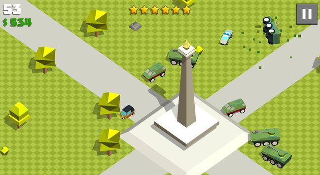 Crazy Cars Chase screenshot 11