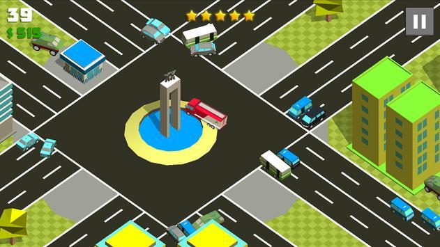 Crazy Cars Chase screenshot 3