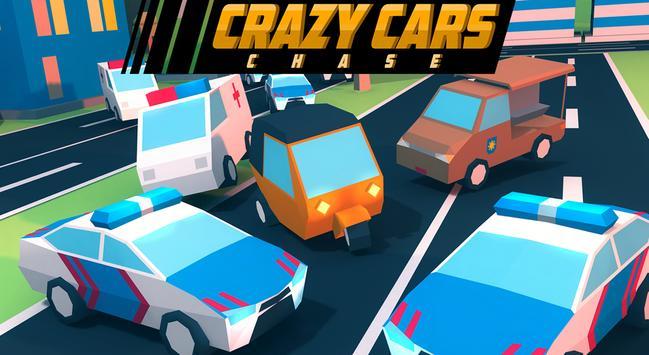 Crazy Cars Chase screenshot 7