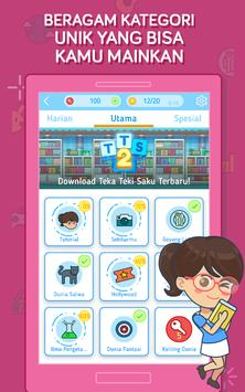 Teka Teki Saku 2 : TTS Trivia screenshot 2
