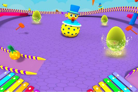 3D Surprise Eggs - Free Educational Game For Kids poster