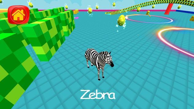 3D Surprise Eggs - Free Educational Game For Kids screenshot 5