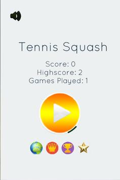 Tennis Squash screenshot 2