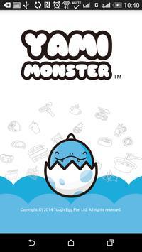 Yami Monster poster